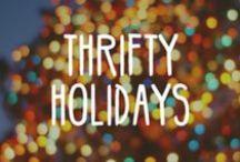 Thrifty Holiday Ideas