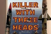 Killer With Three Heads / Book 2 in the Killer Series is done and in print. Available from http://www.rockhillpublishing.com and wherever books are sold.This board relates to what you will find in this story.