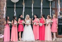 Pretty Bridesmaids / Bridesmaids und Maids of Honor