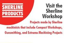 Machining Projects / Projects made by Sherline machinists that include Compact Workshops, Gunsmithing, and Extreme Machining.