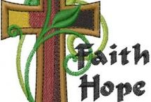Easter Embroidery Designs / Easter related embroidery designs in various machine formats