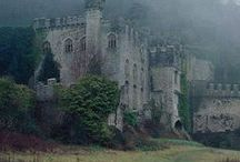 OLD WORLD CASTLES / by White Magick Alchemy