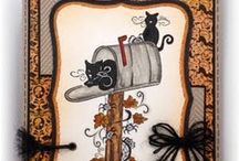 Fall / A selection of great craft projects utilizing Prickley Pear Stamps various stamps and dies.