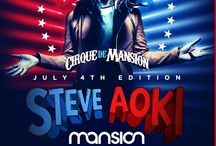 Mansion Miami  / Mansion, one of South Beach's most iconic venues, has set the stage for some of the music world's most heralded events, from groundbreaking DJ sets by trailblazers David Guetta, Deamau5 and Skrillex, to parties hosted by P. Diddy and Jay Z, to live performances by Britney Spears, Prince and Velvet Revolver. Grand and majestic, featuring the most technologically advanced lighting and sound in any US nightclub, Mansion can be easily configured to accommodate events of any size.