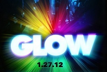 "Glow Flyer Design Inspiration / The reason you use ""glow"" is to direct your intended audience's eyes right to the object or just give something an out-of-this-world look.