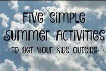 Fun for the Kiddos / Games and activities to keep your kiddos busy
