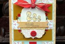 Flourished Ovals / A selection of great craft projects utilizing Prickley Pear Stamps various stamps and dies.