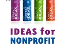 Nonprofit Marketing Ideas / by Stephanie Goldenberg