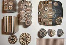 Manualidades Arcilla / Polymer clay jewelry crafts