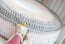 croche / ideas creativas inspiradores, croche y punto, algún patrón...