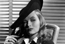 Old Hollywood Glamour  / Marilyn, Audrey, Marlene, Jayne, Mae, Ava, Liz, Veronica, Vivien, Rita