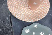Heather Mae Erickson Ceramic Design Slip Casting and Surface Design / heathermaeerickson.com