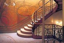 Art Nouveau / Jugendstil / Stile Liberty / Jungenstil / Modern / Secession / Nieuwe Stijl