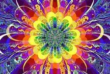 Mandalas / Mandalas  / by Angie Coll