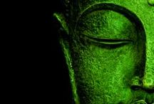 "Buddha / ""To the mind that is still, the whole universe surrenders.""Lao Tzu"
