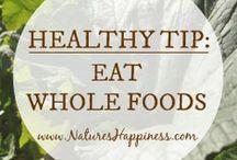 Healthy Tips / Daily Health Tips
