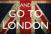 London / My heart belongs to London...