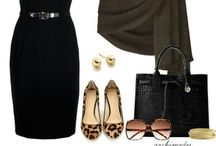 Business attire / Beautiful work clothes with endless combinations