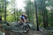 Bike South Dakota! / South Dakota is full of great places to pedal, challenging competitive biking trials and events, and so much more.