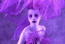 ''Mor - púrpura - purple - lila - Magenta'' / Renk - Magenta - Lilak -