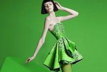 ''Yeşil - verde - green - grün'' / Renk