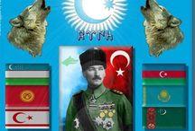 ''Gazi Mustafa Kemal Atatürk'' / TÜRKİYE CUMHURİYETİ'nin Kurucusu Büyük Önder ----GAZİ MUSTAFA KEMAL ATATÜRK