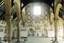 Oakham Castle / In the centre of Oakham, in Rutland there is a remarkable building. The last Norman