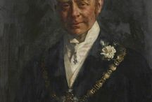 The Yellow Earl / Hugh Lowther. 5th Earl of Lonsdale. Resident of Rutland, explorer, sportsman, and excentric!