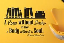 Library quotes / library related quotes and wall art
