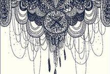 Doodle & pattern