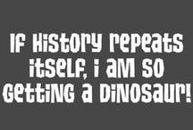 Funny! / Historical funnies.