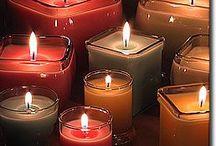 Manualidades Velas / Craft candles