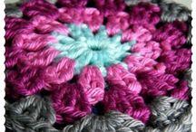 Crochet and knitting for nakkisormi