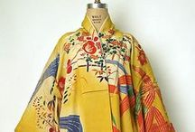 Kimono / Japanese fabrics, kimono