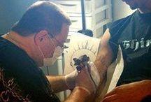 Nossos trabalhos.. / Nesse painel você vai encontrar fotos e momentos referentes ao nosso trabalho de tatuagem...  Divirta-se!