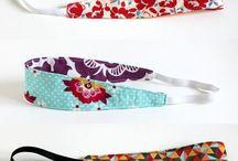Costura Bufandas y diademas