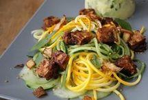 lecker veggie kochen / Vegetarische Rezepte aller Art
