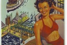 Vintage British Holiday Posters