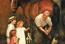 Farriers and Blacksmiths