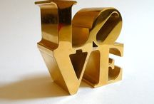 love you / It's all about love here.