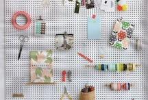 Organize/Storage / Mise en place