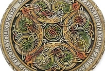 Celtic motifs & patterns