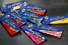 Lahjalista syötävät ja juotavat / Kaikki nämä, sekä samantyyliset jutut käy paremmin kun hyvin. Suklaa ei ole koskaan tylsä lahja! ;)