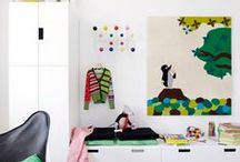 Tiny kids bedrooms