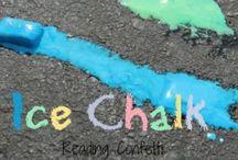 Kid Crafts:)