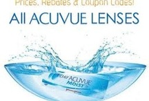 Vistakon / Vistakon offers contacts, including these names: Acuvue Oasys, Acuvue for Astigmatism, Acuvue for Presbyopia, Acuvue 1 day moist, Acuvue 1 day for Astigmatism, and Acuvue Tru Eyes