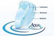 Ciba / The Ciba brand supplies contacts by the names of Air Optix Aqua, Air Optix Night&Day, Air Optix for Astigmatism, Air Optix Multifocal abd Air Optix Comfort Plus--a daily lens