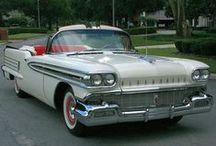 Wheel Wonders 1950's / cars made in 1950's