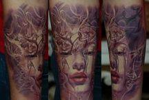 Art Of Tatoos/Body Art