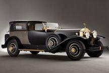 Wheel Wonders 1920's / Cars made 1920's